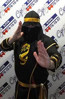 Воин ниндзя