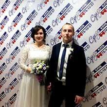 Александр и Анастасия Белоусовы