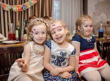 Детский праздник собери всех