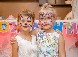 Детский праздник в клубе среда